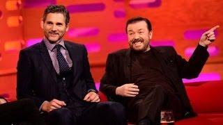 TheGNShow S19 E03 Ricky Gervais, Eric Bana and more