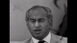 Zulfikar Ali Bhutto interview on Martial Law