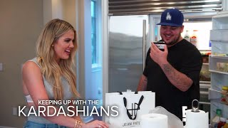 KUWTK | Rob Kardashian Explains Why He