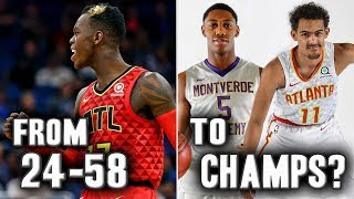 The Truth About The Hawks Future | Trae Young And R.J. Barrett?