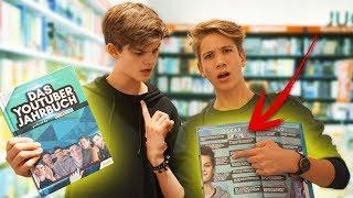 Ich bin im YouTube Buch! | Oskar