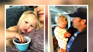 Professional athletes Morgan Beck Miller and Bode Miller mourn their baby
