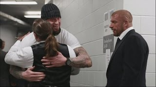 WWE Backstage Unseen moments  The Rock,Brock Lesner,Undertaker,Triple H & More