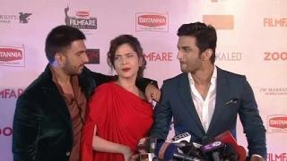 Sushant Singh Rajput Slams Ranveer Singh | At Interview | Ankita Lokhande | Raabta | Kriti Sanon |HD