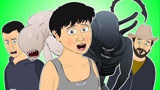 ♪ ALIEN: COVENANT THE MUSICAL - Animated Parody Song