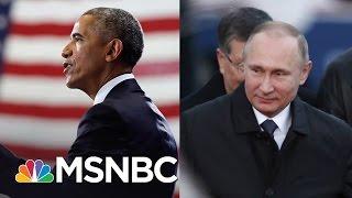 More Republicans Favor Vladimir Putin Than President Obama | Morning Joe | MSNBC