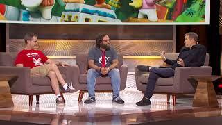 E3 Coliseum: The Music of Mario + Rabbids Kingdom Battle Panel