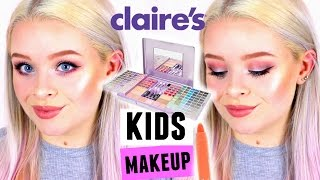 FULL FACE USING ONLY KIDS/CLAIRE