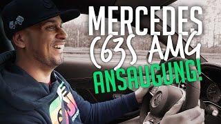JP Performance - Mercedes Benz C63s | Ansaugung