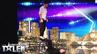 GOLDEN BUZZER  - Florent & Justin - France