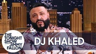 "DJ Khaled Breaks Down His Spiritual Father of Asahd Album and ""Legendary"" SNL Performance"