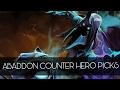 Abaddon counter hero picks - Dota 2mp3