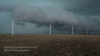 Severe Storms hit Ivanhoe, MN 6/15/2019