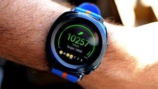 Samsung Gear Sport review Gear Sport to get SmartThings app - Cabstone Technology