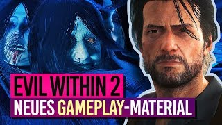 THE EVIL WITHIN 2 🎮 Mini-Games & OPEN DORF-Gameplay