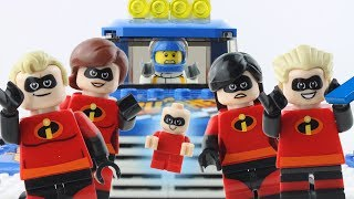 LEGO Incredibles STOP MOTION LEGO Incredibles Monster Truck Fail   Incredibles 2   Billy Bricks