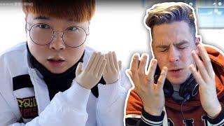 REAKTION  auf KOREA YOUTUBE TRENDS (WTF?!)