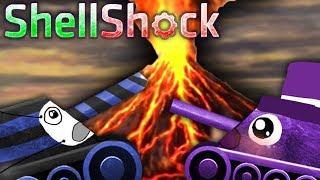 Der Vulkan「ShellShock Live」