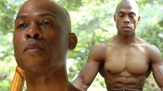 Vegan Strongman Eats ONE MEAL A DAY !