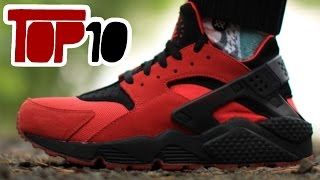 Top 10 Nike Shoes Of 2016
