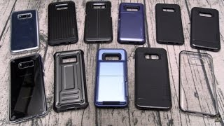 Samsung Galaxy S8 And S8 Plus VRS Case Lineup