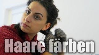 Haare färben | Vegetarische Bolognese | Verlosung | Mama Alltag | Filiz