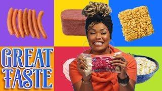 The Best Struggle Food | Great Taste