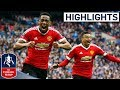 Everton 1-2 Manchester United | Martial ...