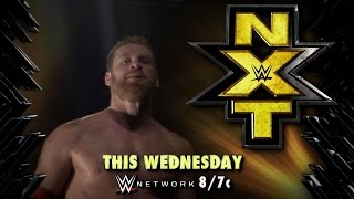 Check out WWE NXT this Wednesday at 8 p.m. ET, only on WWE Network!