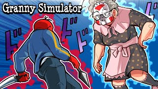 "Granny Simulator | ""TIME TO BABYSIT GRANDSON TOONZ"""