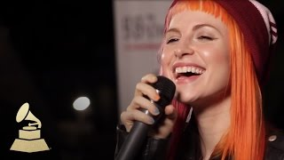 Live performance of Paramore