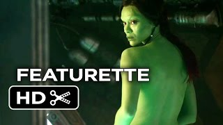 Guardians of the Galaxy Featurette - Gamora and Drax (2014) - Zoe Saldana, Dave Bautista Movie HD