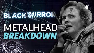 Black Mirror Season 4 Metalhead Breakdown And Easter Eggs!