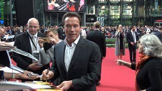 4K | Terminator 5 - Genisys | European Premiere in Berlin 21.6.2015