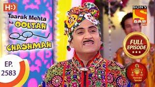 Taarak Mehta Ka Ooltah Chashmah - Ep 2583 - Full Episode - 23rd October, 2018 | Navratri Special