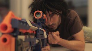 LTT Nerf War : SEAL X Girl Nerf Guns Battle Crime Group | Female Assassin  Use
