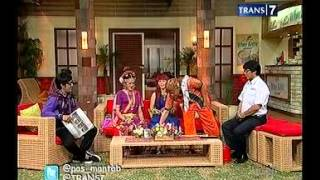 PAS MANTAB 5 Mei 2013 - Didi Nini Towok, Inul Daratista dan Sandrina IMB [Full]