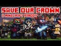 """Minecraft Song and Videos """"Save Our Crow...mp3"""