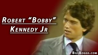 "Robert ""Bobby"" Kennedy Jr Interview with Bill Boggs"