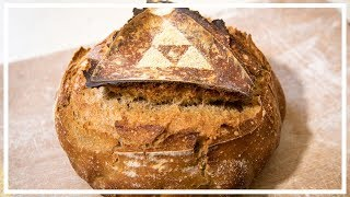 Sourdough Bread for Backcountry Skiers