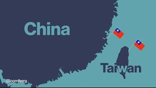 Tension Is Rising Between the U.S. and China Over Taiwan. Here