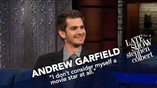 Andrew Garfield Says The World Doesn