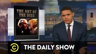 Turmoil in the Trump Administration: The Daily Show