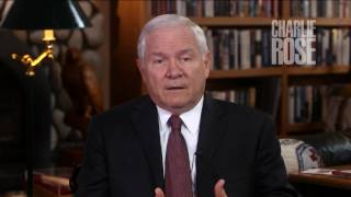 Robert Gates discusses Putin and Rex Tillerson (Dec 14, 2016) | Charlie Rose