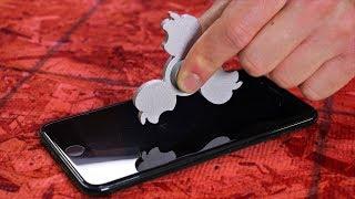 Apple Fidget Spinner VS iPhone!