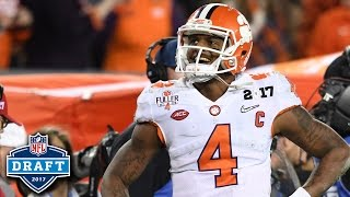 Deshaun Watson NFL Draft Tape | Clemson QB