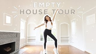 EMPTY HOUSE TOUR! | ilikeweylie