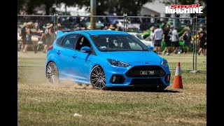 FORD FOCUS RS REVIEW | ALL-WHEEL DRIVE TURBO HOT HATCH TESTED