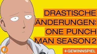 One Punch Man Staffel 2│Tokyo Ghoul Anime-News│My Hero Academia Start - Ninotaku Anime News #130