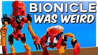 Bionicle Was Weird   Billiam